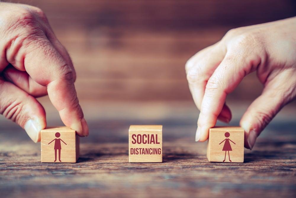 Social Distancing Coronavirus