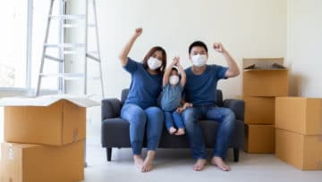 Guidelines On Moving House During the Coronavirus (Covid-19) Pandemic